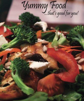 Yummy Food Cookbook